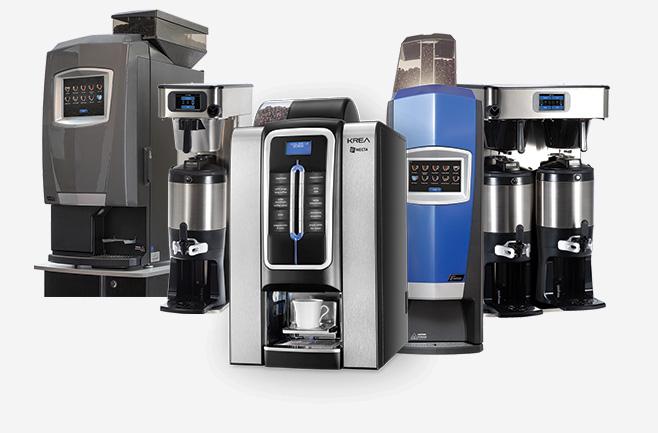 UPS Coffee Machines