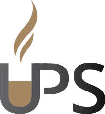 UPS Coffee and Vending Logo