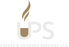 UPS Coffee and Vending Services Logo